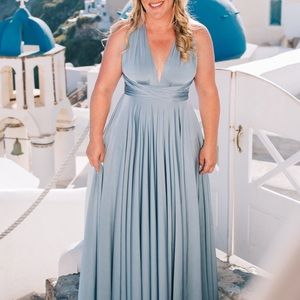 BHLDN Dresses - BHLDN TWO BIRDS CONVERTIBLE MAXI DRESS